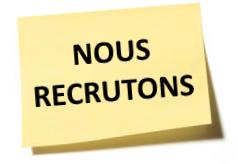 Offre d'emploi dans GéoMartinique