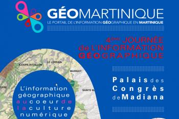4e Journée de l'Information Géographique le 25 novembre 2016